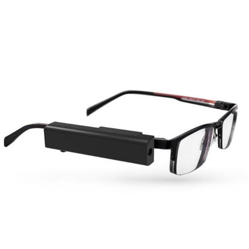 Offre spéciale lunettes intelligentes avec APP sans fil Wifi 1080 P Full HD caméra de sécurité enregistreur vidéo lunettes pour utilisation de journaliste de Police