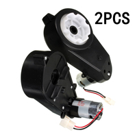 Replacement Motor Gearbox Bike Electric Cycling Low noise High torque Wear resistance 2Pcs