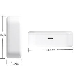 Image 2 - G2 Gateway TT מנעול App Bluetooth שלט רחוק חכם אלקטרוני מנעול דלת שלט רחוק עם USB כוח ממשק wifi מתאם