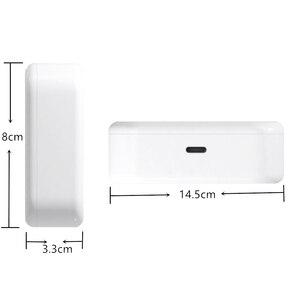 Image 2 - G2 Gateway TT Lock App pilot Bluetooth inteligentny elektroniczny zamek do drzwi pilot z USB interfejs zasilania adapter wifi