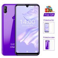 Смартфон OUKITEL C16 Pro C16pro 4G LTE 3 + 32 ГБ четырехъядерный мобильный телефон MTK6761P 5,71 дюймов мобильный телефон 2600 мАч Лицо ID Android 9,0