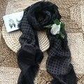 Bufandas de primavera Marca Estilo Corbatas De Poliéster Mujeres de Moda Mantón de La Bufanda Cuadrada 140*140 CM Dama Hijab Underscarf Caps BL-0116