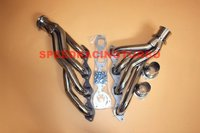 BIG BLOCK BBC CAMARO CHEVELLE HEADERS STEEL CHEVY 396 427 454 502 EXHAUST TURBO SQUARE PIPE