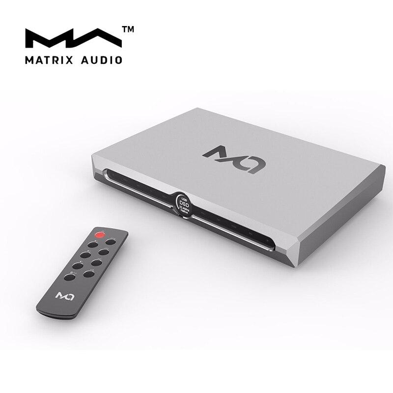 Matrix x-sabre Pro ESS9038PRO 32Bit/768 kHz DSD1024 PCM768 Audio DAC 110 V à 250 V