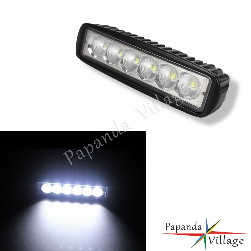 Papanda LED Light Bar White Light with Mounting Brackets and Clamps for Kawasaki Teryx Mule 4000 Kubota RTV X900 1140 Polaris