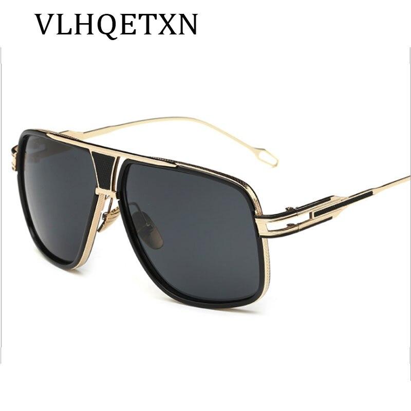 Retro módní pánské dámské sluneční brýle značkové - Příslušenství pro oděvy