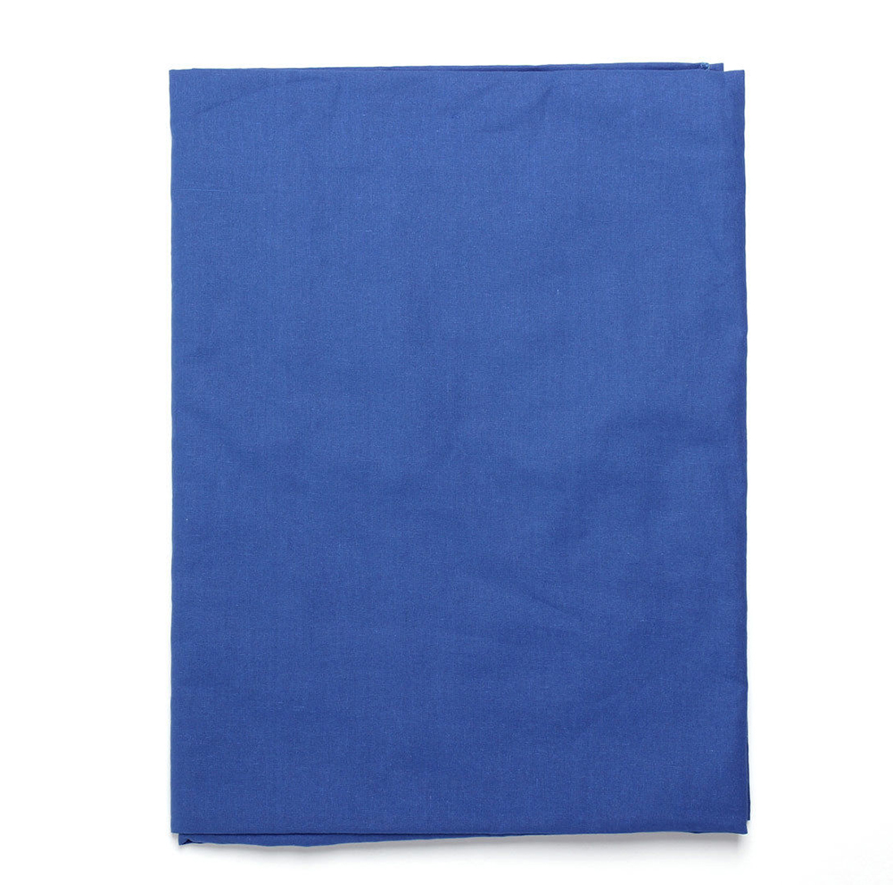 6 x 9 ft Green Screen Muslin Backdrop Photo Studio Photography Background Blue