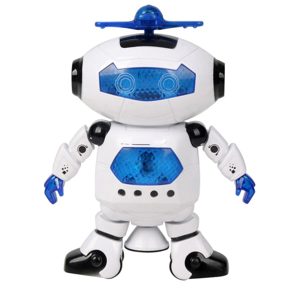 Cute Mini Electric Dancing With Light Music Երաժշտական - Խաղային արձանիկներ - Լուսանկար 2