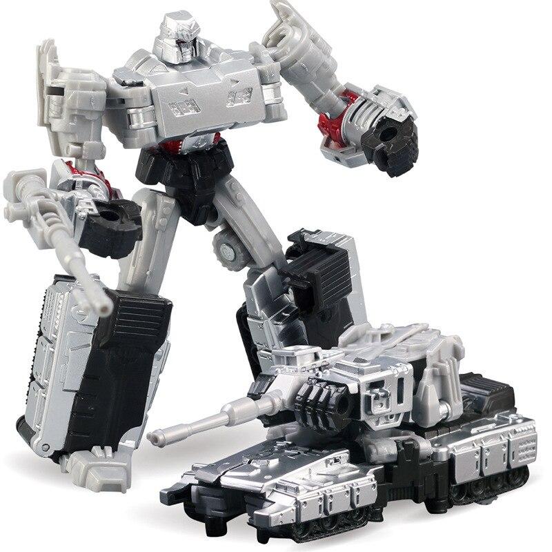 Figuras de Ação e Toy robôs brinquedos ação pvc figuras Grau de Completude : Produtos Acabados