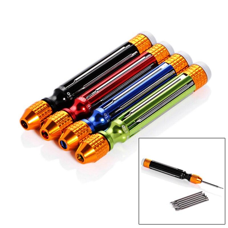 buy 6 in 1 multi function magnetic precision screwdriver set for mobile phone. Black Bedroom Furniture Sets. Home Design Ideas