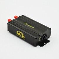 3pcs TK103B Car GPS Tracker Remote Control Cut Off Oil Power GSM GPRS Tracking Device Vehicle GPS Locator Anti theft Alarm