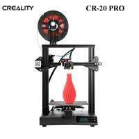 CREALITY 3D обновление видения CR-20 профессиональный принтер Комплект 24 В Поддержка восстановления после выключения питания с BL Touch Авто кровать ...