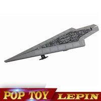 New Lepin 05028 3208pcs Star Wars Execytor Super Star Destroyer Model Building Kit Block Brick Toy