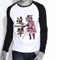 Attack on Titan long sleeve shirt