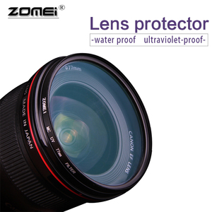 Image 2 - Zomei Camera Filter UV Filter Lens Protector Protecting Ultra Violet Filter For DSLR Camera 37/40.5/49/52/55/58/62/67/72/77/82mm