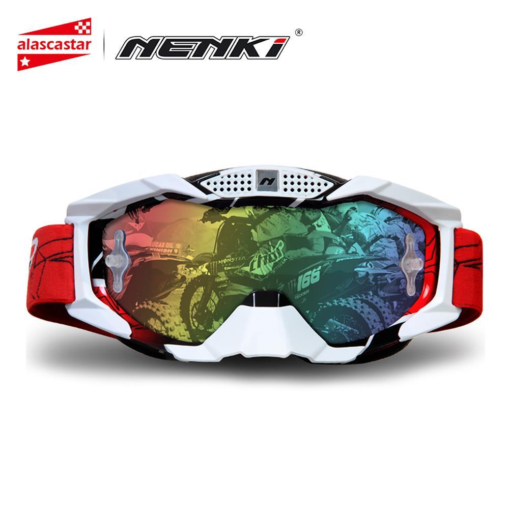 NENKI Motocrossbril Off-Road ATV Crossmotor Motobril Ski - Motoraccessoires en onderdelen