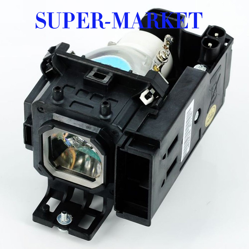 все цены на Free Shipping Replacement Projector bulb With Housing NP05LP For NEC NP905 NP905G NP905G2 VT700 VT800 VT800G Projector онлайн
