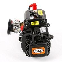 Rovan RC двигатель baja части 1/5 baja части 32CC 4 болта двигателя с китайским карбюратором и свечей зажигания 810231