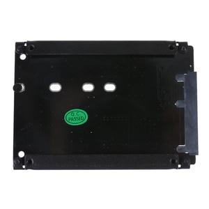 Image 4 - Nero Cassa del Metallo CY B + M Presa di 2 M.2 NGFF (SATA) SSD DA 2.5 SATA Adattatore per 2230/2242/2260/2280 millimetri m2 Disco A Stato Solido