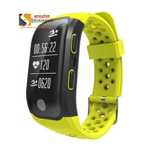 Smochm Фитнес gps смарт-браслет IP68 браслет нескольких видов спорта режим спортивные часы Водонепроницаемый шагомер сердечного ритма reloj Смарт-часы