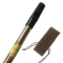 Оловянный свисток ирландская флейта Feadog C/D ключ Пенни свисток 6 отверстий Feadan кларнет флейта Flauta музыкальный инструмент