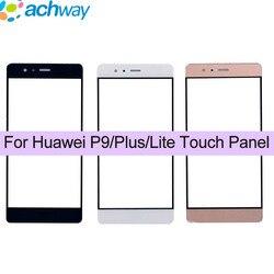 Для Huawei P9 / Plus / Lite Передняя Сенсорная панель внешний экран Стеклянная крышка объектива запасные части 5,2