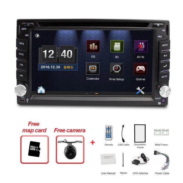 2 дин радио dvd-плеер автомобиля авторадио gps навигации магнитофон кассетный плеер для автомобиля радио рулевое колесо автомобиля мультимедиа