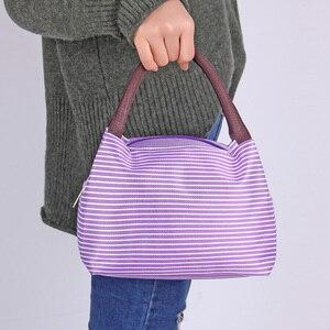 IUX New Variety Pattern Lunch Bag Lunchbox Women Handbag Waterproof Picnic Bag Lunchbox For Kids Adult Women Kids Men Lunch