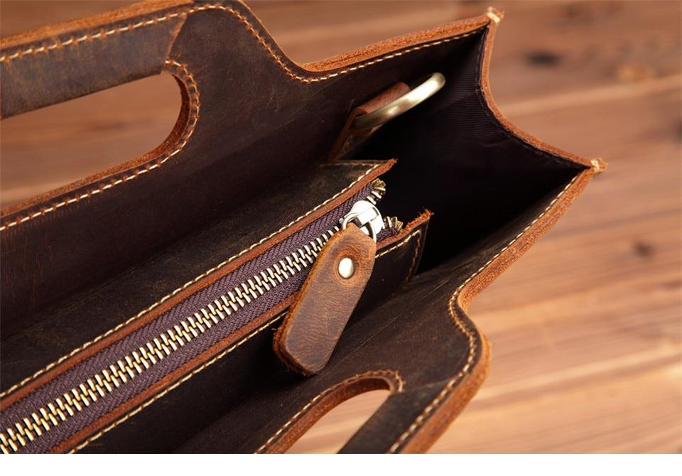 HTB1KDPKvZyYBuNkSnfoq6AWgVXaw New Genuine Leather Men's Handbags Retro Crazy Horse Leather Men Tote Bag Shoulder Messenger Business Men Briefcase Laptop Bags
