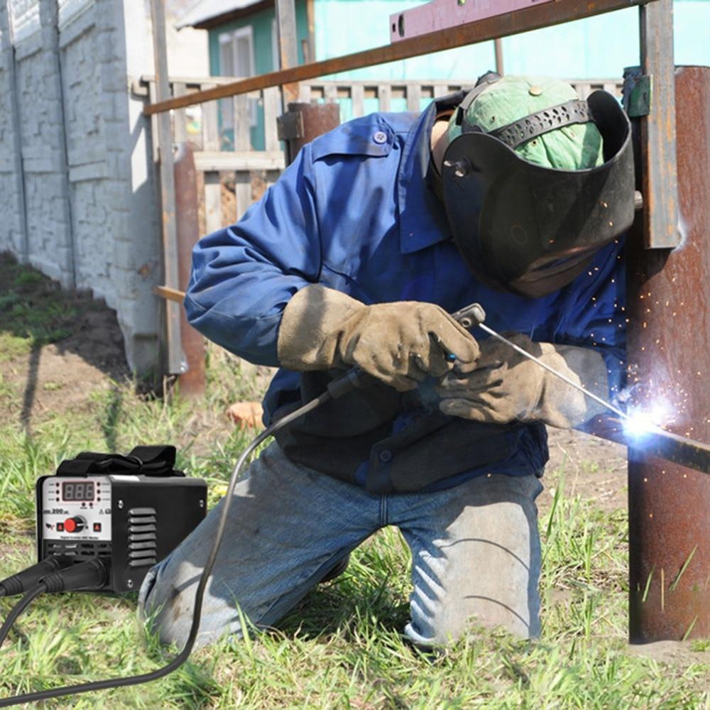 Equipo de soldadura portatil HZXVOGEN, inversor de 3,2mm y 4,0mm, ARC200 220V