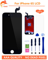 1pcs For Iphone6s 6G 5S 4S LCD Assembly With 3D Touch Screen Display Replacement No Dead