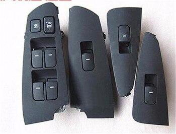 จัดส่งฟรีสวิทช์ควบคุมหน้าต่างสำหรับ Kia FORTE 2011for Kia Cerato ด้วยแผงด้านหน้าซ้ายกระจกสวิทช์ควบคุม