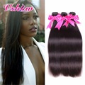 8A Mink Peruvian Virgin Hair Straight Human Hair Extensions V SHOW Hair Products 3 Bundles Deal Peruvian Virgin Hair Straight