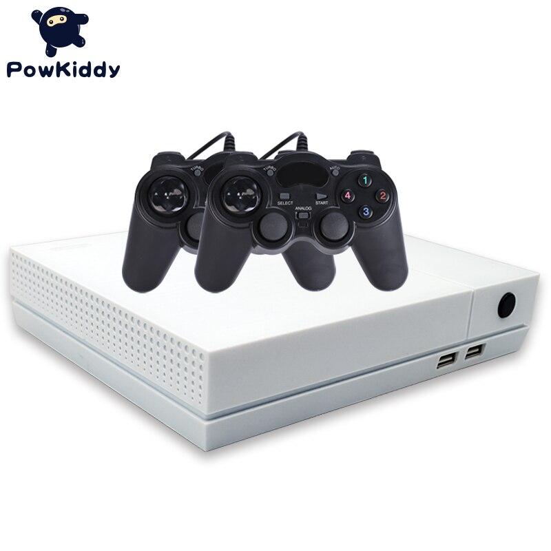 HDMI ТВ Выход Ретро Семья игровых консолей 64 бит Встроенный 800 классических игр Поддержка 4 К ТВ игры для PS1/Гц/GBC