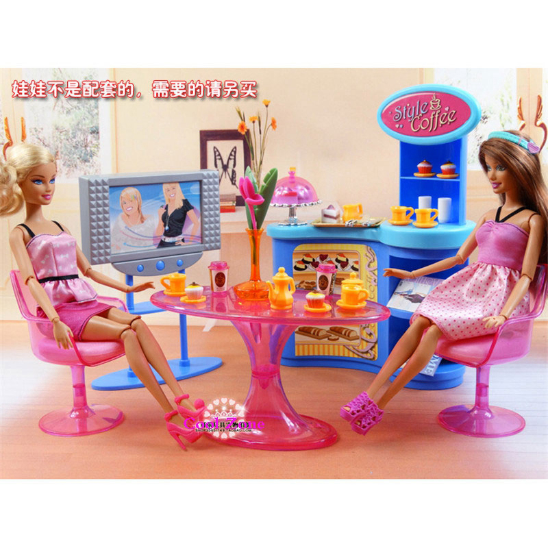 Barbie Family Room Playset
