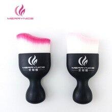 Merrynice1 PCS Contour Foundation Brush Makeup Brushes Loose Powder Brush Multifunctional Make Up Brushes With Protect