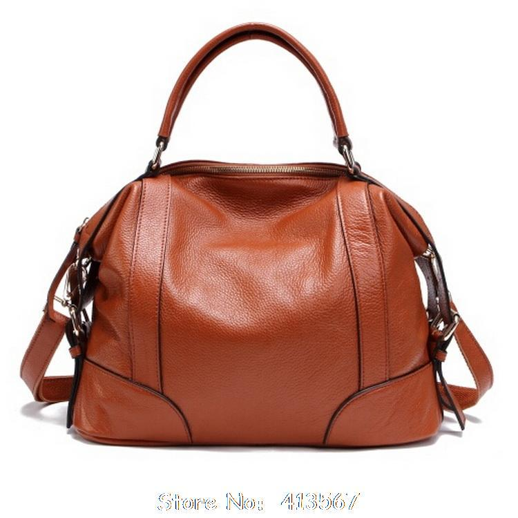 Aliexpress.com : Buy Real Leather Bags Women Genuine Leather ...