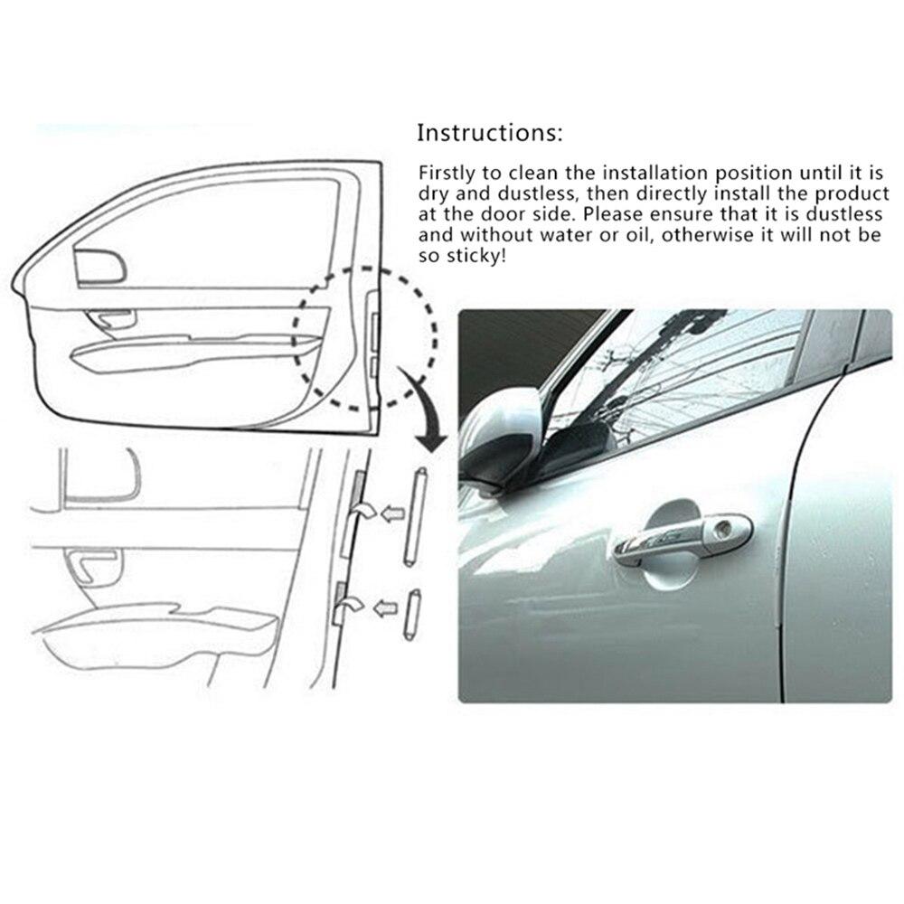 Vehemo 8X отделка автомобильный протектор полосы части двери автомобиля буфера универсальная дверь Край защитная полоса грузовик