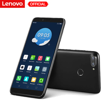 Orijinal Lenovo K320t Cep Telefonu 5.7 inç Tam Ekran Android 7.0 4G LTE akıllı telefon 2 GB RAM 16 GB ROM 8MP Parmak Izi 3000 mA...
