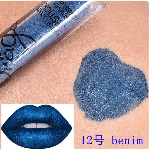 Open-Minded Sexy Lipstick Vampire Brown 8 Colors Waterproof Beauty Baby Lips Batom Matte Lipstick Makeup Lipstick