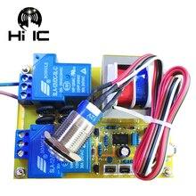 لوحة حماية لمضخم صوت من الفئة A عالية الطاقة لتاخير محول الطاقة لين للحماية لمضخم صوت AMP 30A 1000W