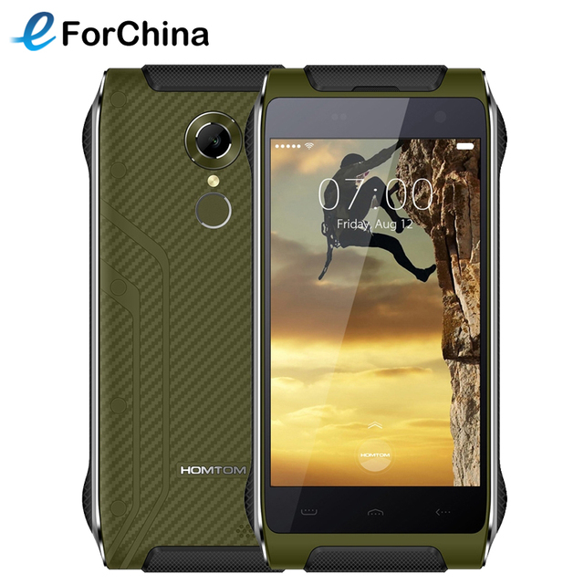 HOMTOM HT20 16GB ROM 2GB RAM 4.7 inch Android 6.0 MTK6737 Quad Core Large Battery 4G LTE IP68 Dustproof Shockproof
