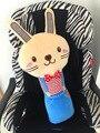 Cubierta Del Cinturón de seguridad de Coche de bebé asiento de seguridad Para Niños Cojín Protección Almohada Cojín de Dibujos Animados Los Niños Del Cinturón de seguridad de Hombro Pad