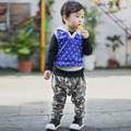 2017 New Toddler Baby  Boys Boy Girl Warm Pants Bottoms Pants Trousers Casual Kids Infant Harem Pant  Baby Girl Boy Clothes