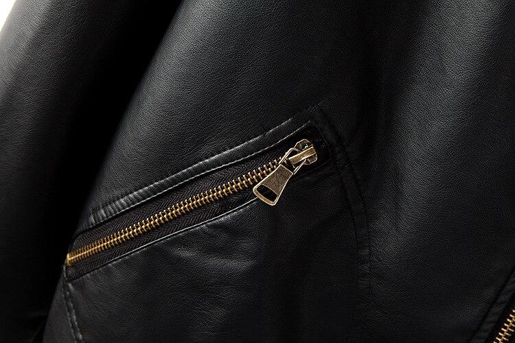 Vente Chaude Lady Femmes Noir An Peluche Faux Vestes Cool Moto qUq4S0g