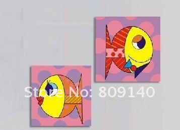 Childrens Canvas Painting Sets