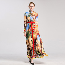 4d6b5801fbe Buy ribbon dress print and get free shipping on AliExpress.com