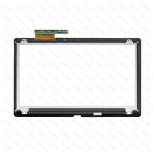 Nieuw Voor Sony Vaio Flip SVF15N SVF15N17CXB LCD LP156WF4 SPU1 Touch Screen Digitizer Vergadering 1920X1080