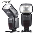 Andoer AD-980II Equal to TRIOPO TR-982II Speedlite i-TTL HSS 1/8000 Wireless Master Slave GN58 Flash for Nikon DSLR Camera Flash