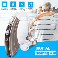 4 Mode Wireless Hearing Aid Portable Mini Durable Noise Reduction Digital Hearing Aid Ear Aids for the Elderly Sound Amplifiers